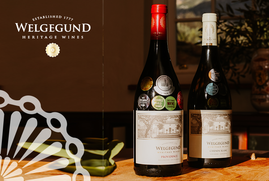 A New Dawn for Welgegund Heritage Wines