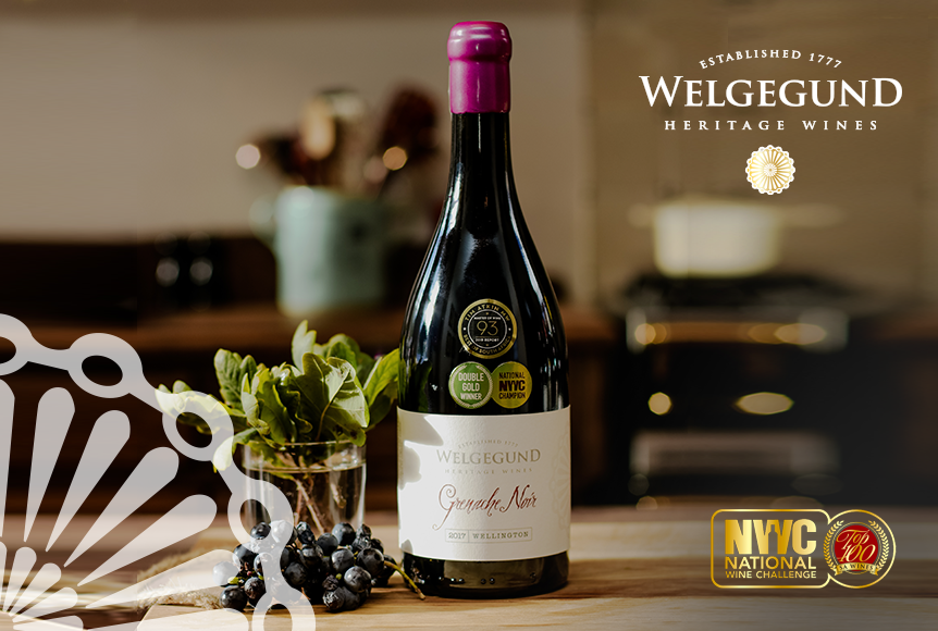 National Wine Challenge 2019 Our wines are awarded Double Gold and Double Silver